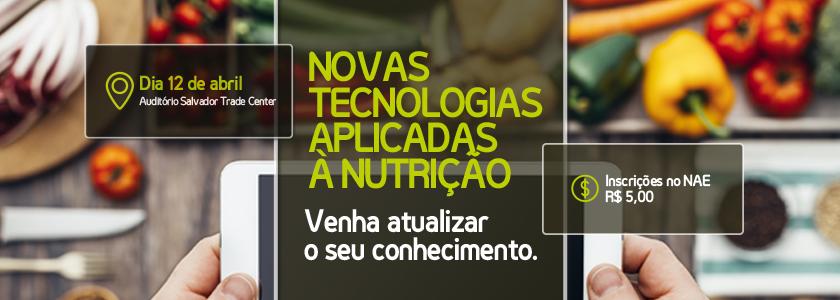 Novas Tecnologias Aplicadas à Nutrição