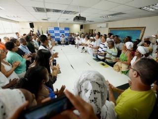 Decreto isenta terreiros de candomblé de IPTU em Salvador