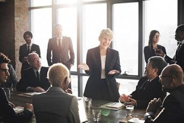 Especialização em Gestão de Negócios